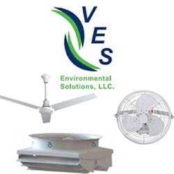 Industrial Ceiling Fans Ventilation And Specialty Cooling
