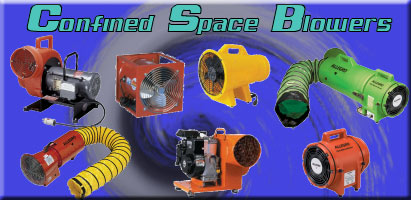 Confined Space Blowers