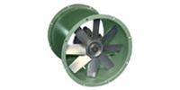 "Canarm Ltd. brand DDA - Industrial Direct Drive Tube Axial Inline Duct Fan CFM Range: 1,450-53,900 (12""- 48"" Dia.)"