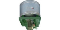 Canarm Ltd. brand Model RD Direct Drive Propeller Up Blast Roof Exhaust Fan Industrial/Commercial Gen. Applic. CFM Range: 6,549-32,564