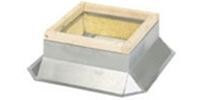 Soler & Palau USA brand Roof Mounting Curb for RED Exhaust Fans