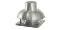 "Canarm Ltd. brand Model SD Series Direct Drive Centrifugal Down Blast Roof Exhaust Fan or Wall Exhaust Fan General Application CFM Range: 300-3,100 @ 1/2"" S.P."