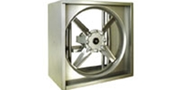"Triangle Engineering Model FHIR (Single Speed) Industrial Direct Drive Reversible Wall Exhaust and Supply Fan CFM Range: 8,700-28,100 (Sizes 30"" thru 48"")"