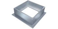 Canarm Ltd. brand Non Restaurant Roof Curbs (For ALX & SD Series Exhaust Fans)