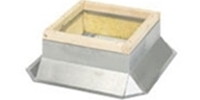 Soler & Palau USA brand Roof Mounting Curb for LPD Exhaust Fans