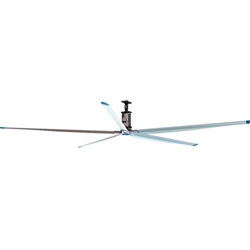 Envira North Systems Altra-Air High Volume Low Speed Variable Speed Ceiling Fans (12'-24', Downflow, Up To 315,026 CFM)