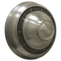 Soler & Palau USA brand Model CWD Direct Drive Centrifugal Industrial Wall Exhaust Fan General Application CFM Range: 254 - 2,585